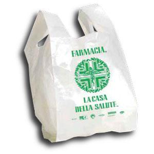 Sacchetti biodegradabili farmacia Milano
