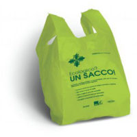 Sacchetti Biodegradabili per Farmacie BioGreen 5G